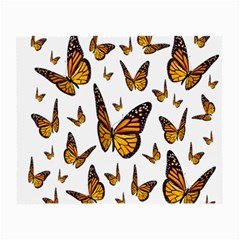 Butterfly Spoonflower Small Glasses Cloth