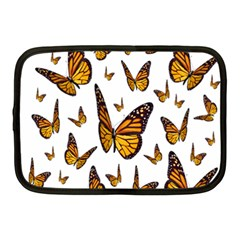 Butterfly Spoonflower Netbook Case (Medium)