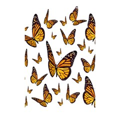 Butterfly Spoonflower Shower Curtain 48  x 72  (Small)