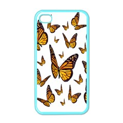 Butterfly Spoonflower Apple iPhone 4 Case (Color)