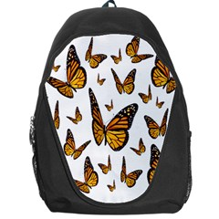 Butterfly Spoonflower Backpack Bag