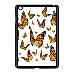 Butterfly Spoonflower Apple iPad Mini Case (Black)
