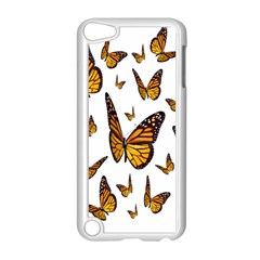 Butterfly Spoonflower Apple iPod Touch 5 Case (White)