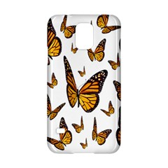 Butterfly Spoonflower Samsung Galaxy S5 Hardshell Case