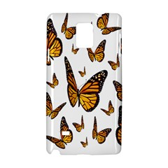 Butterfly Spoonflower Samsung Galaxy Note 4 Hardshell Case