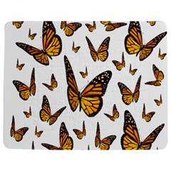 Butterfly Spoonflower Jigsaw Puzzle Photo Stand (Rectangular)
