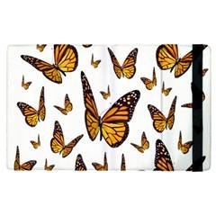 Butterfly Spoonflower Apple Ipad Pro 9 7   Flip Case