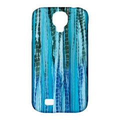 Line Tie Dye Green Kaleidoscope Opaque Color Samsung Galaxy S4 Classic Hardshell Case (PC+Silicone)