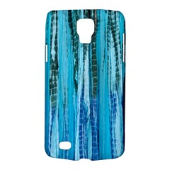 Line Tie Dye Green Kaleidoscope Opaque Color Galaxy S4 Active