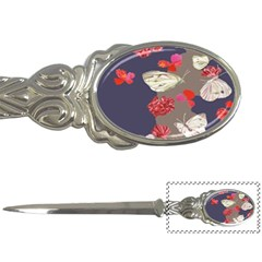 Original Butterfly Carnation Letter Openers