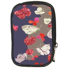 Original Butterfly Carnation Compact Camera Cases