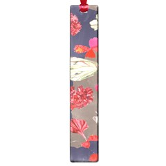 Original Butterfly Carnation Large Book Marks