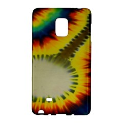 Red Blue Yellow Green Medium Rainbow Tie Dye Kaleidoscope Opaque Color Galaxy Note Edge
