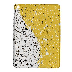 Spot Polka Dots Orange Black iPad Air 2 Hardshell Cases