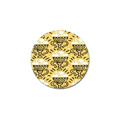 Trophy Beers Glass Drink Golf Ball Marker (4 pack)
