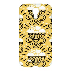 Trophy Beers Glass Drink Samsung Galaxy S4 I9500/I9505 Hardshell Case