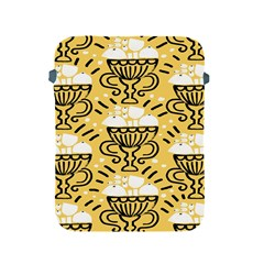 Trophy Beers Glass Drink Apple Ipad 2/3/4 Protective Soft Cases