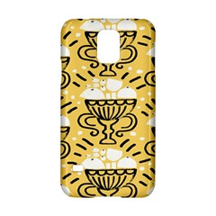 Trophy Beers Glass Drink Samsung Galaxy S5 Hardshell Case