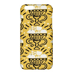 Trophy Beers Glass Drink Apple iPhone 6 Plus/6S Plus Hardshell Case
