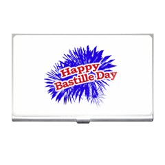 Happy Bastille Day Graphic Logo Business Card Holders