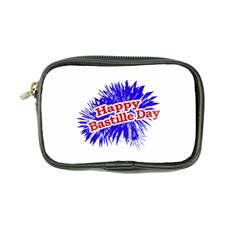 Happy Bastille Day Graphic Logo Coin Purse