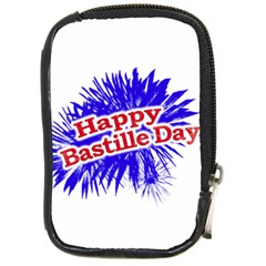 Happy Bastille Day Graphic Logo Compact Camera Cases