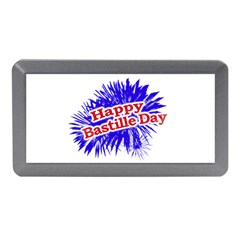 Happy Bastille Day Graphic Logo Memory Card Reader (Mini)