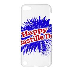 Happy Bastille Day Graphic Logo Apple iPod Touch 5 Hardshell Case
