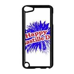 Happy Bastille Day Graphic Logo Apple Ipod Touch 5 Case (black)