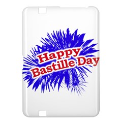 Happy Bastille Day Graphic Logo Kindle Fire HD 8.9