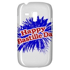 Happy Bastille Day Graphic Logo Galaxy S3 Mini
