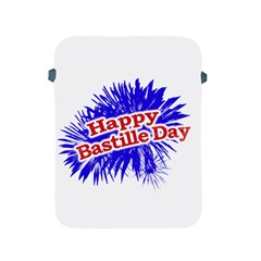 Happy Bastille Day Graphic Logo Apple iPad 2/3/4 Protective Soft Cases