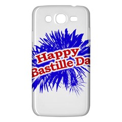 Happy Bastille Day Graphic Logo Samsung Galaxy Mega 5.8 I9152 Hardshell Case