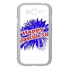 Happy Bastille Day Graphic Logo Samsung Galaxy Grand DUOS I9082 Case (White)