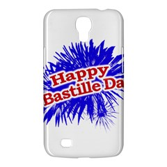 Happy Bastille Day Graphic Logo Samsung Galaxy Mega 6.3  I9200 Hardshell Case