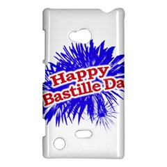 Happy Bastille Day Graphic Logo Nokia Lumia 720