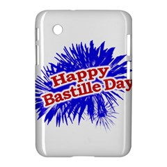 Happy Bastille Day Graphic Logo Samsung Galaxy Tab 2 (7 ) P3100 Hardshell Case
