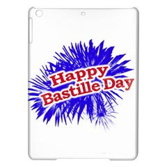 Happy Bastille Day Graphic Logo iPad Air Hardshell Cases