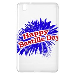 Happy Bastille Day Graphic Logo Samsung Galaxy Tab Pro 8.4 Hardshell Case
