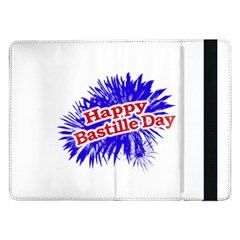 Happy Bastille Day Graphic Logo Samsung Galaxy Tab Pro 12.2  Flip Case