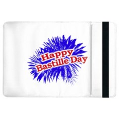 Happy Bastille Day Graphic Logo iPad Air 2 Flip