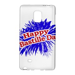 Happy Bastille Day Graphic Logo Galaxy Note Edge