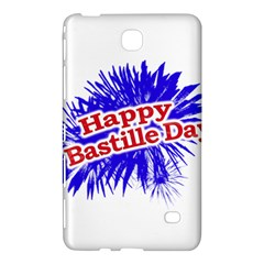 Happy Bastille Day Graphic Logo Samsung Galaxy Tab 4 (8 ) Hardshell Case