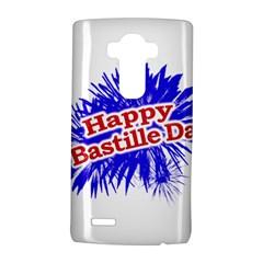 Happy Bastille Day Graphic Logo LG G4 Hardshell Case