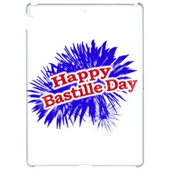 Happy Bastille Day Graphic Logo Apple iPad Pro 12.9   Hardshell Case
