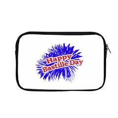 Happy Bastille Day Graphic Logo Apple MacBook Pro 13  Zipper Case
