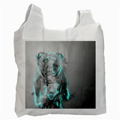 Dog Recycle Bag (Two Side)