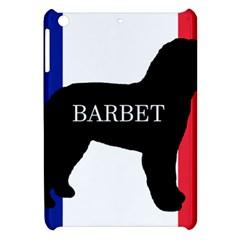 Barbet Name Silhouette On Flag Apple Ipad Mini Hardshell Case