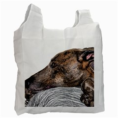 Greyhound Recycle Bag (One Side)