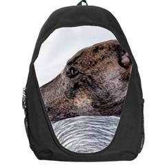 Greyhound Backpack Bag